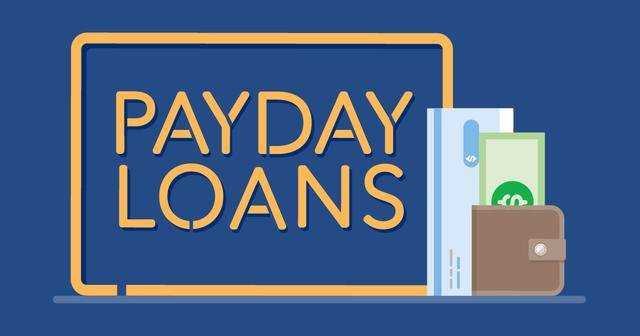 What are the characteristics of payday loans over the internet?